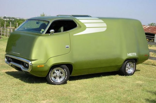 Plymouth Satellite Face Old Van Archives
