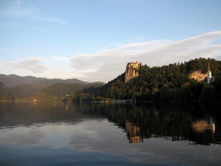 クロアチア編(5):ブレッド湖(10.8)_c0051620_6194549.jpg