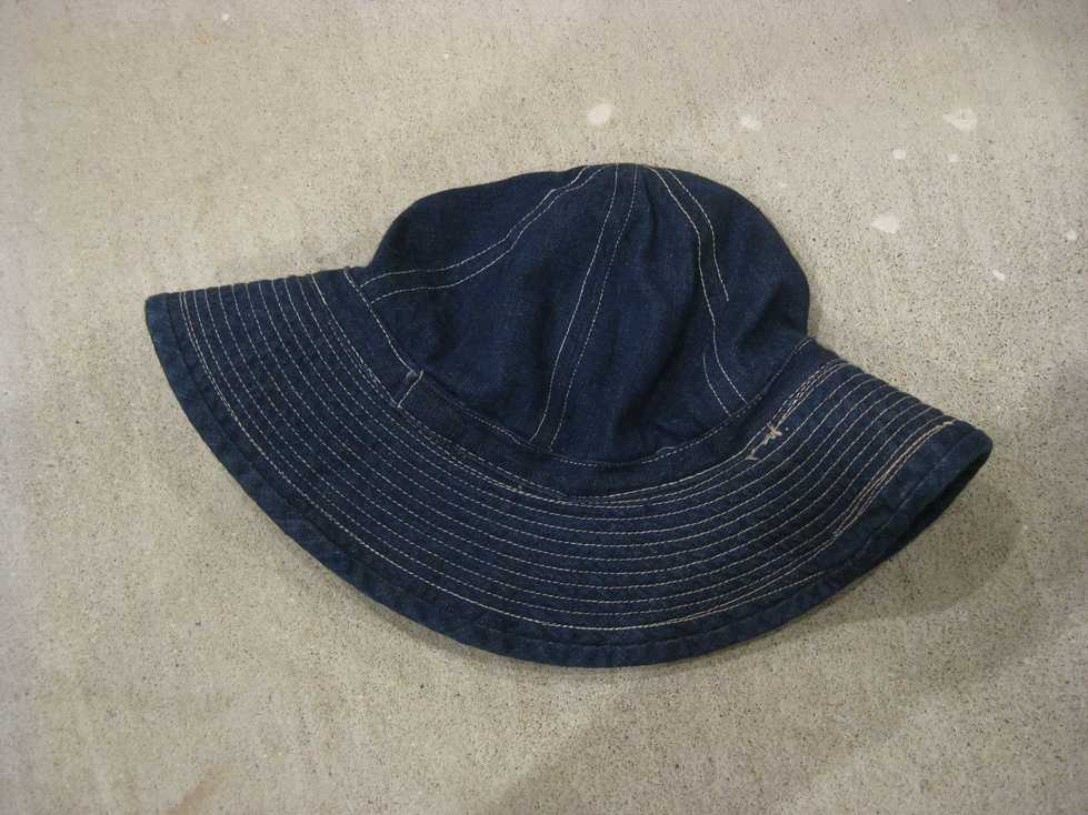 WWⅡ U.S ARMY DENIM HAT_e0187362_11184712.jpg