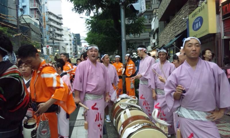 高円寺阿波踊り_c0158871_1753782.jpg