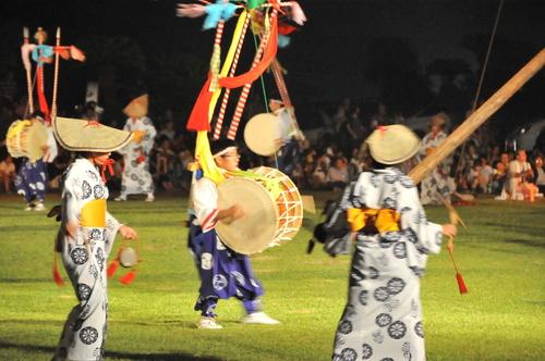 火祭り 串間市都井 004_a0043276_5513710.jpg