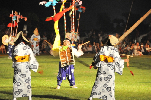 火祭り 串間市都井 004_a0043276_551457.jpg