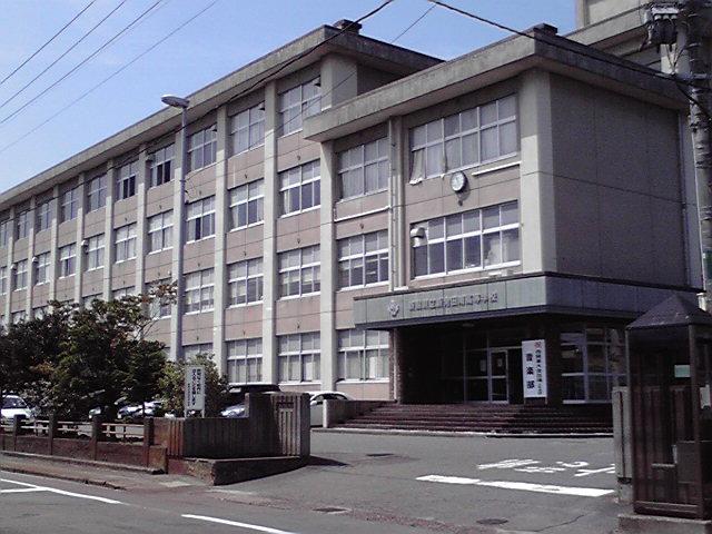 新発田南高等学校