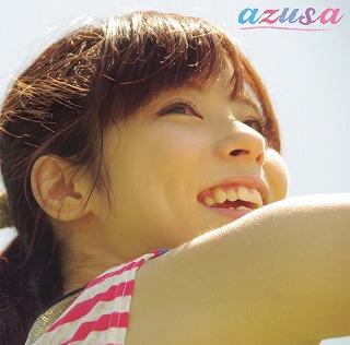 "NHKアニメ「もしドラ」OPテーマ「夢ノート」収録!azusaの1st ア ルバム""azusa""が発売!_e0025035_12422275.jpg"