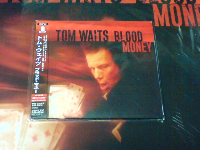 Blood Money / Tom Waits_c0104445_2230258.jpg