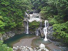徳島県那賀町の沢登り・1日目_b0156456_20121691.jpg