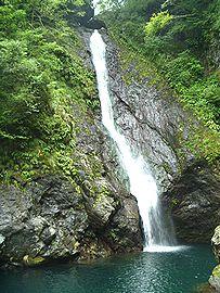 徳島県那賀町の沢登り・1日目_b0156456_20143237.jpg