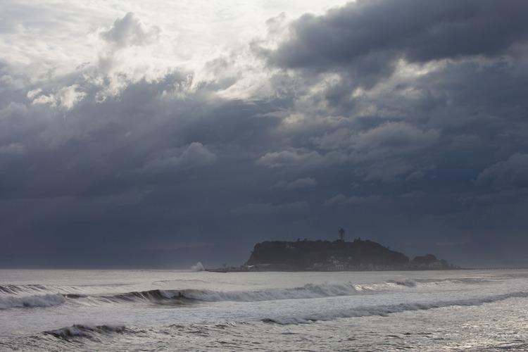 台風接近。_b0022268_2105327.jpg