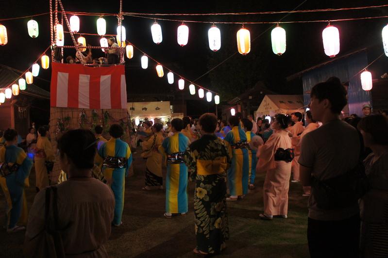 盆踊り  2011.8.28_e0223771_18202122.jpg