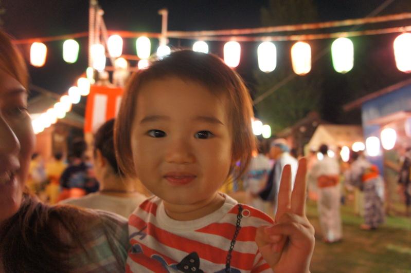盆踊り  2011.8.28_e0223771_18211815.jpg