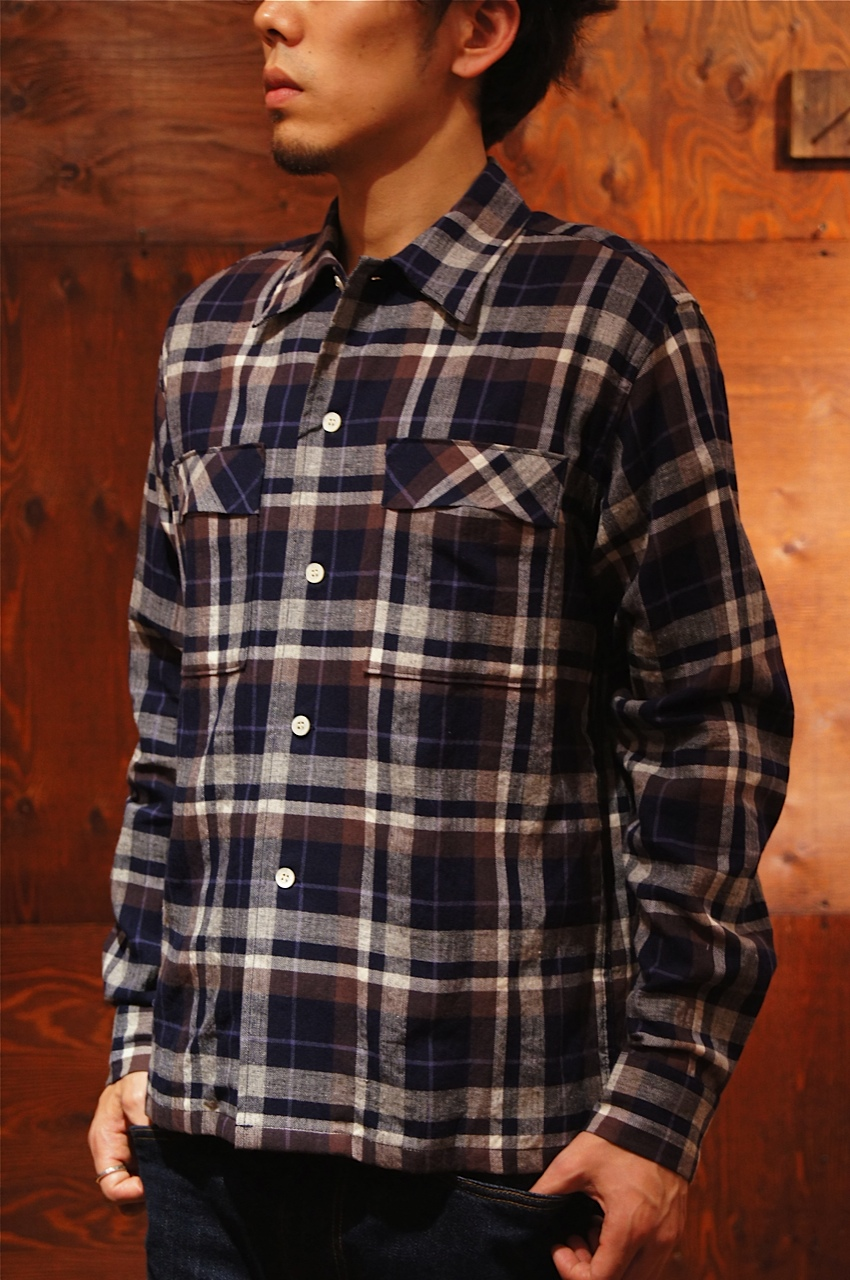 "Shirt special edition ""White Mountaineering\"" etc_f0020773_20402936.jpg"