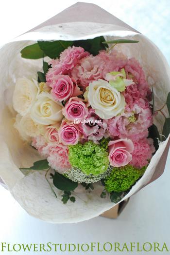 WEDDING 贈呈用花束 **画像リクエストを多くいただくアイテム_a0115684_0525421.jpg