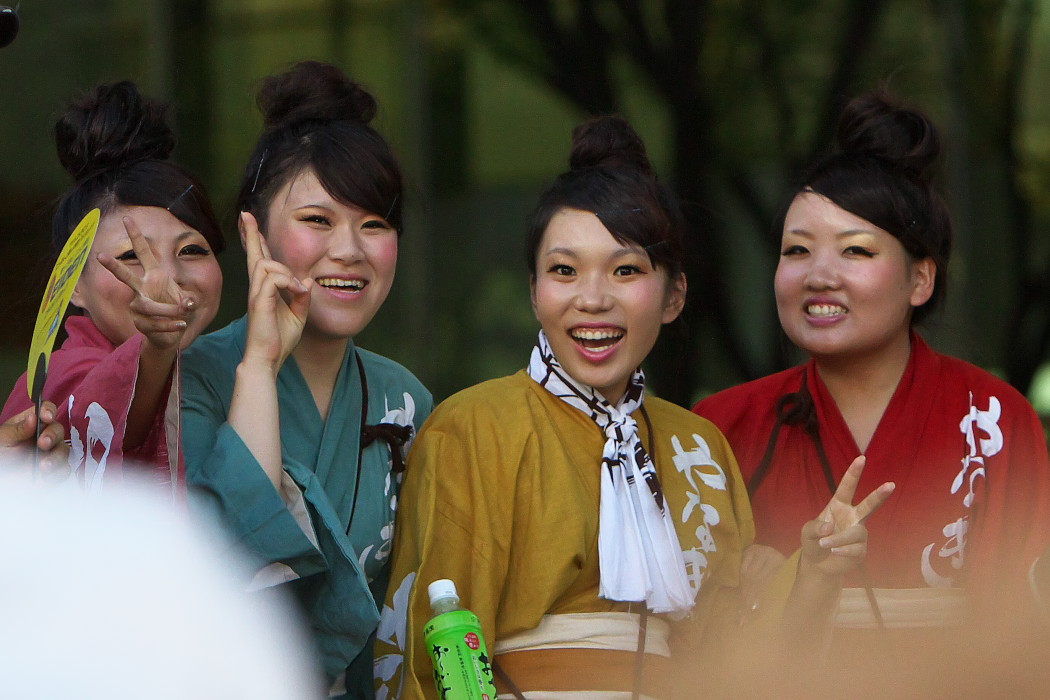 第13回日本ど真ん中祭り:岐阜聖徳学園大学 柳 その1_c0187584_19132784.jpg