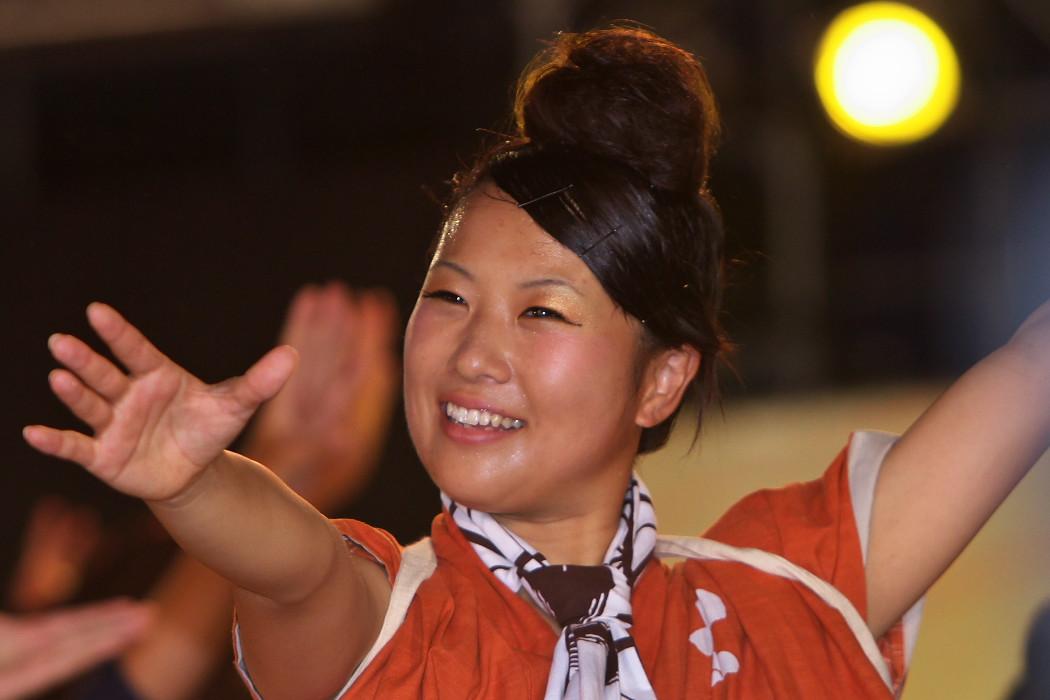 第13回日本ど真ん中祭り:岐阜聖徳学園大学 柳 その1_c0187584_1982666.jpg
