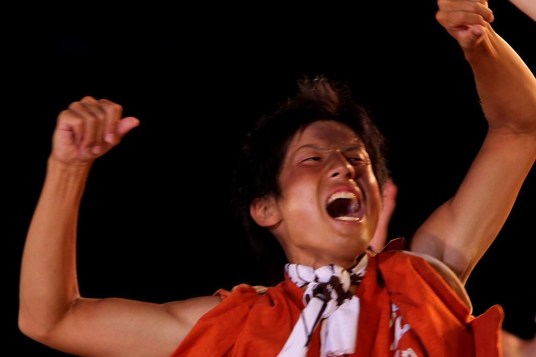 第13回日本ど真ん中祭り:岐阜聖徳学園大学 柳 その1_c0187584_198852.jpg