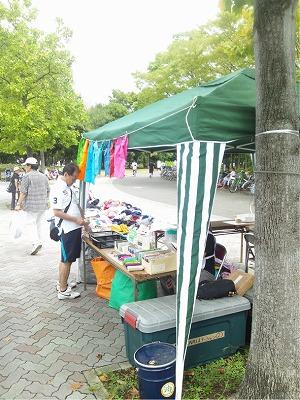 MOTTAINAIフリーマーケット開催報告@木場公園_e0105047_1257571.jpg