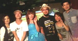 8月後半ライブ、そして9月~_e0157359_18214372.jpg