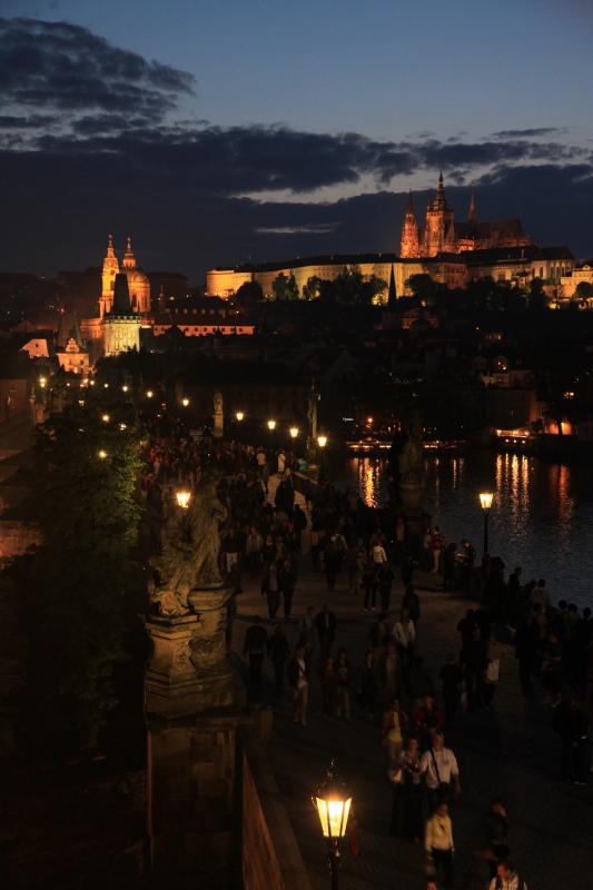 プラハの夜景_c0187779_656598.jpg