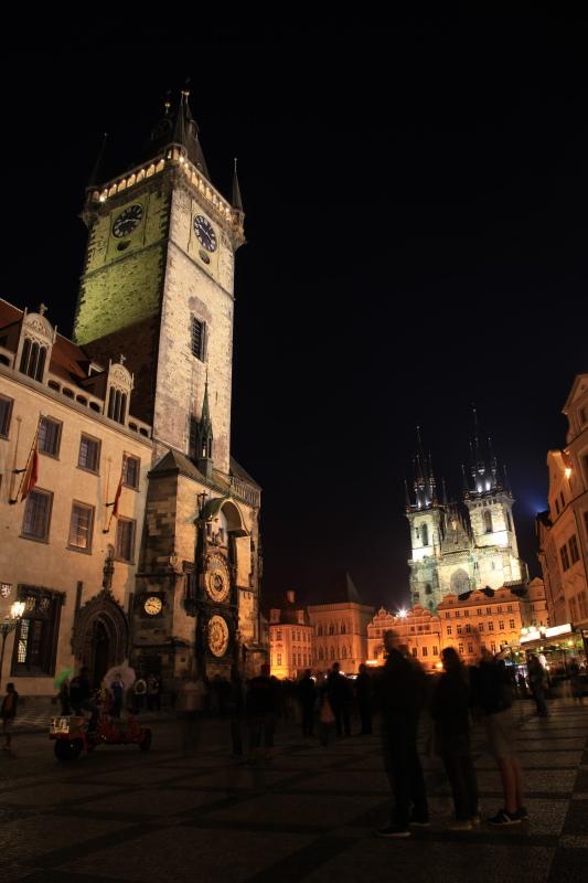プラハの夜景_c0187779_731922.jpg
