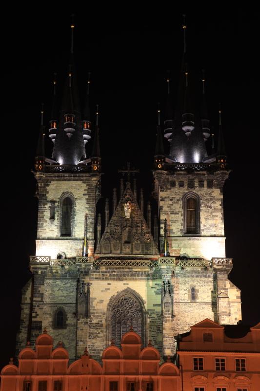 プラハの夜景_c0187779_752733.jpg