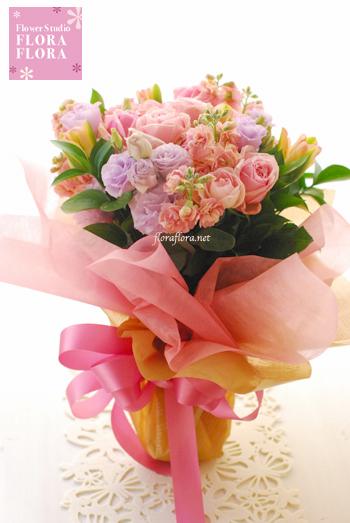 WEDDING 贈呈用花束 **画像リクエストを多くいただくアイテム_a0115684_23321495.jpg