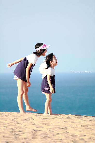 Summer~砂丘にて_b0208495_23483711.jpg