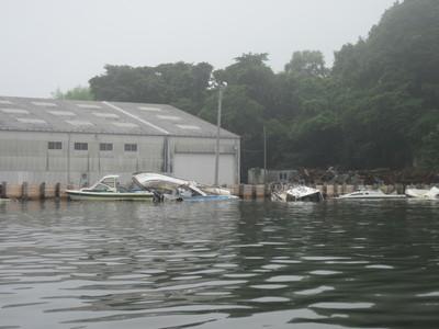 熊野さん 被災地の松島シーネットさんを訪ねる_a0153216_22553499.jpg