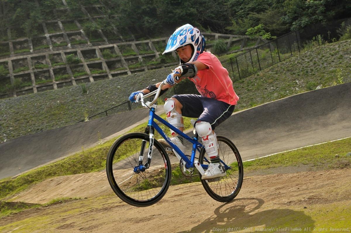 CREDIT camp for kids 2011 VOL4:Day1 BMXライドその2~キャンプナイト_b0065730_15171688.jpg