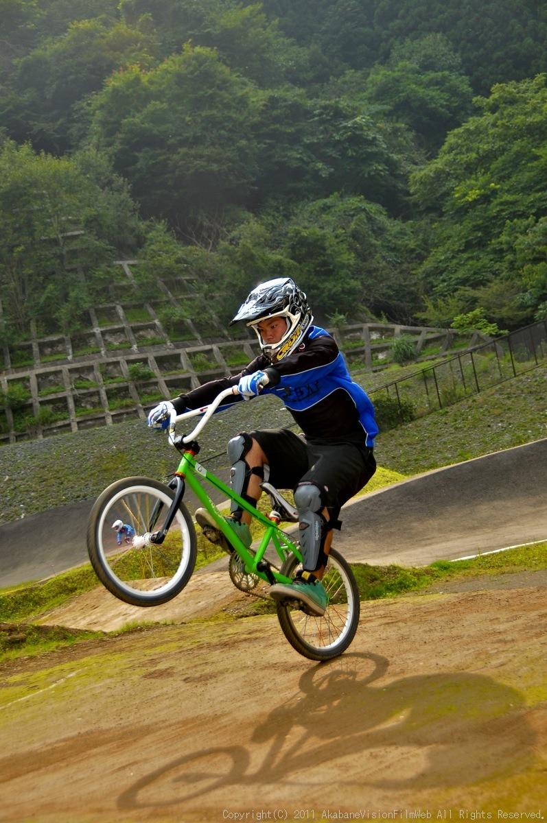 CREDIT camp for kids 2011 VOL4:Day1 BMXライドその2~キャンプナイト_b0065730_15181982.jpg
