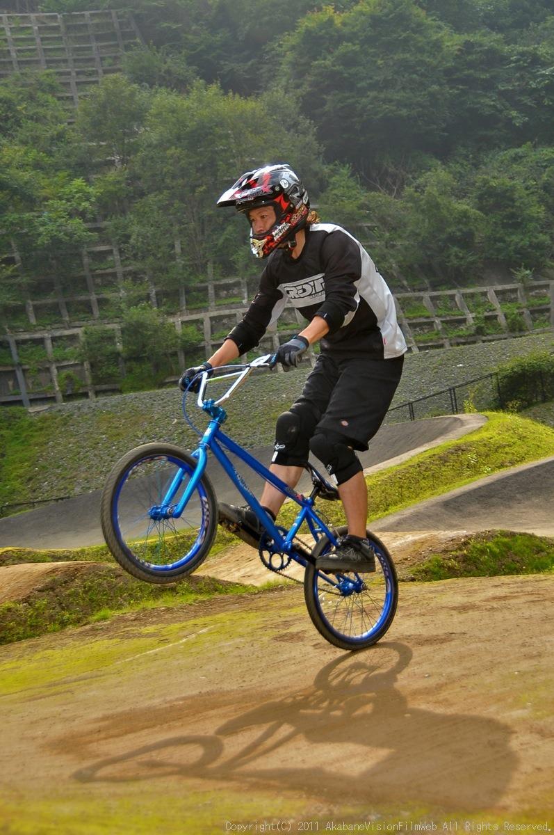 CREDIT camp for kids 2011 VOL4:Day1 BMXライドその2~キャンプナイト_b0065730_15185796.jpg