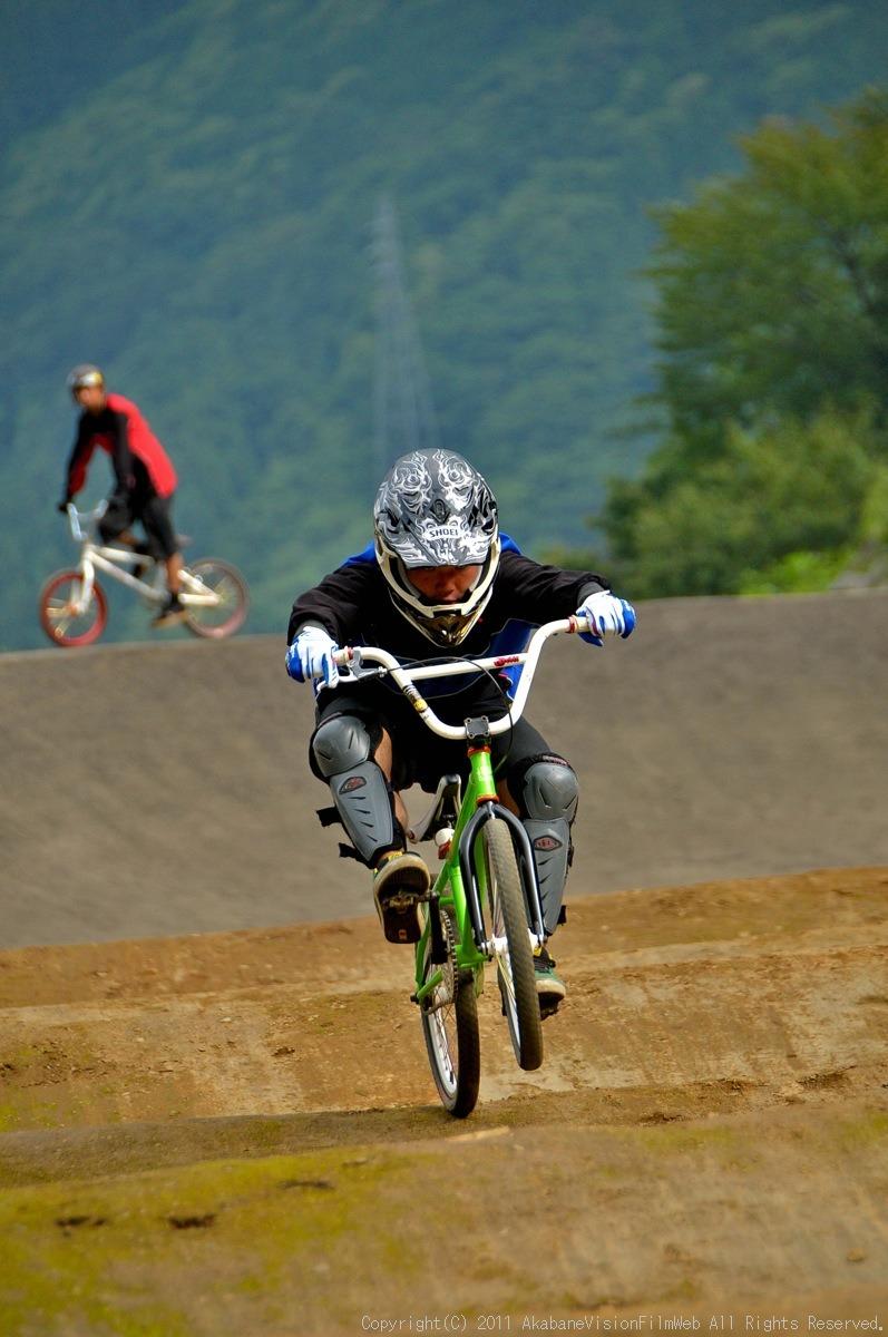 CREDIT camp for kids 2011 VOL4:Day1 BMXライドその2~キャンプナイト_b0065730_15194476.jpg