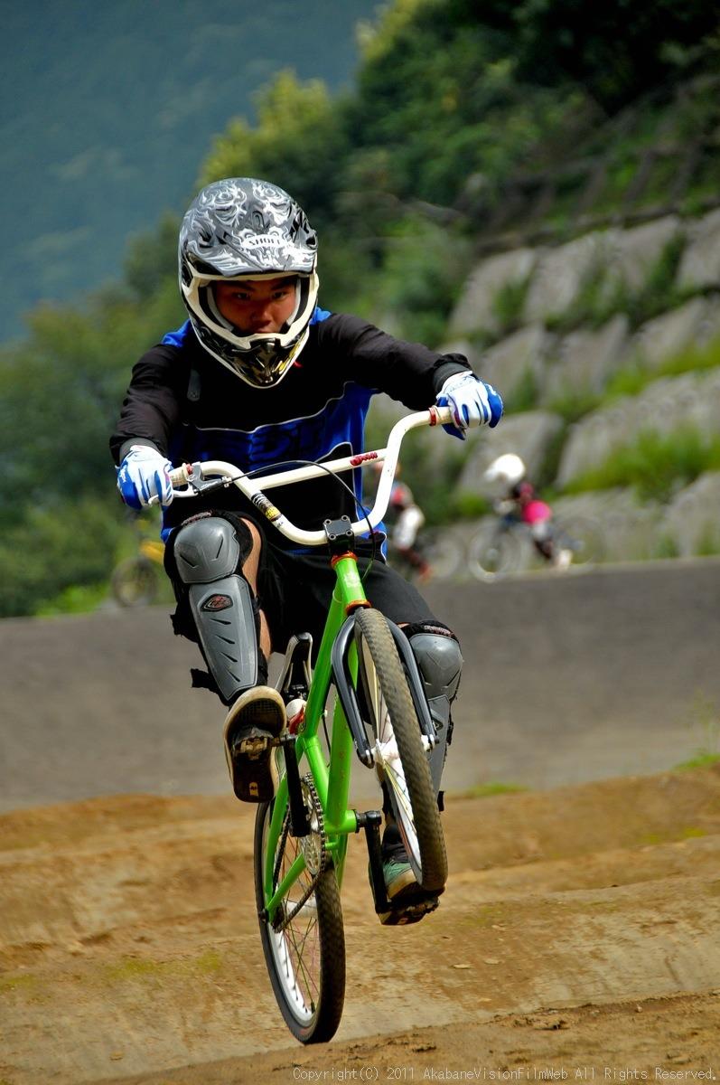 CREDIT camp for kids 2011 VOL4:Day1 BMXライドその2~キャンプナイト_b0065730_15195811.jpg