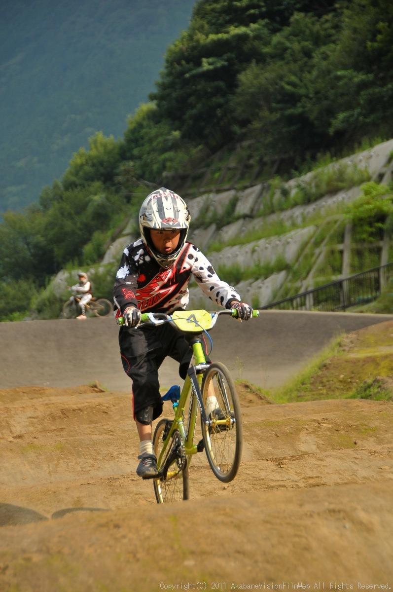 CREDIT camp for kids 2011 VOL4:Day1 BMXライドその2~キャンプナイト_b0065730_15205851.jpg