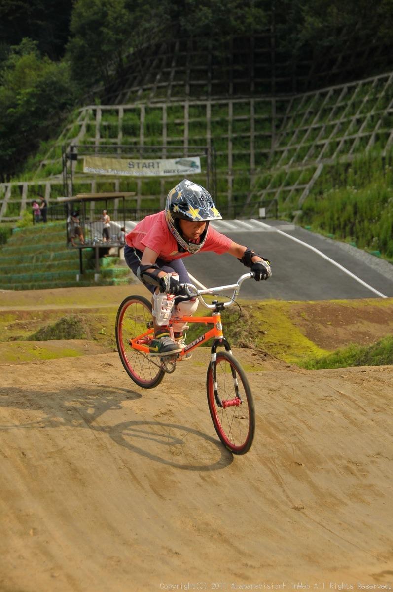 CREDIT camp for kids 2011 VOL4:Day1 BMXライドその2~キャンプナイト_b0065730_15211115.jpg