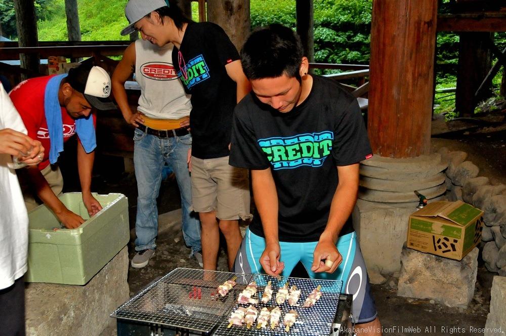 CREDIT camp for kids 2011 VOL4:Day1 BMXライドその2~キャンプナイト_b0065730_15382172.jpg