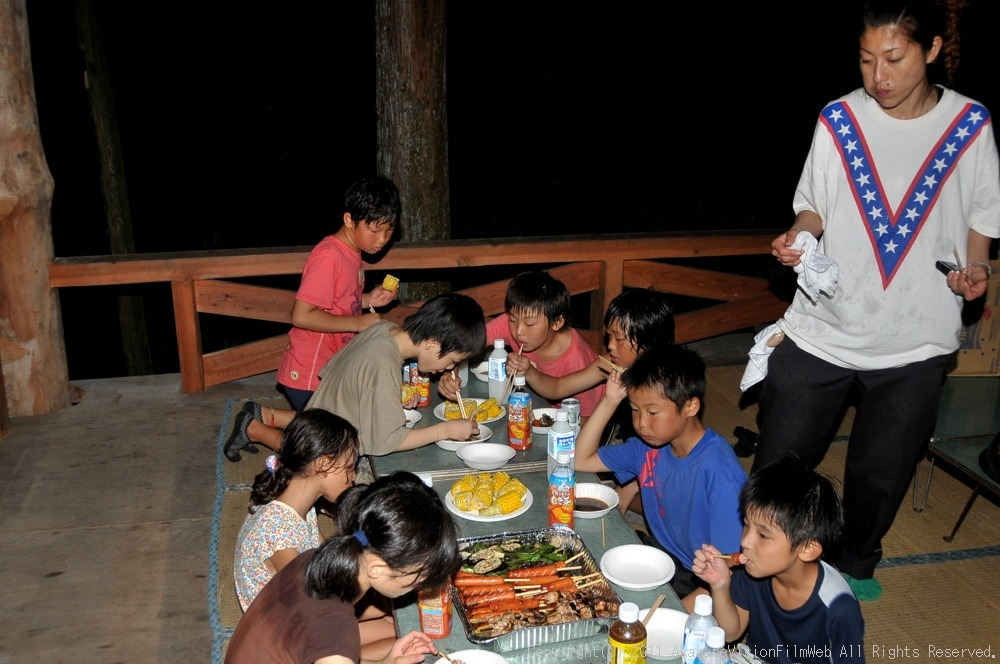CREDIT camp for kids 2011 VOL4:Day1 BMXライドその2~キャンプナイト_b0065730_15462264.jpg
