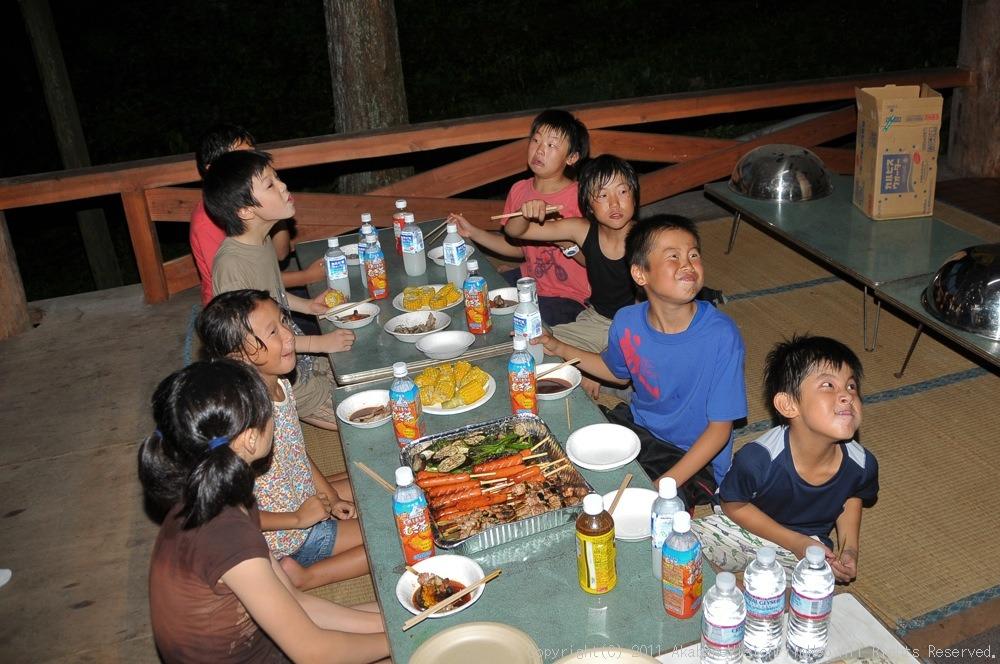 CREDIT camp for kids 2011 VOL4:Day1 BMXライドその2~キャンプナイト_b0065730_15464579.jpg