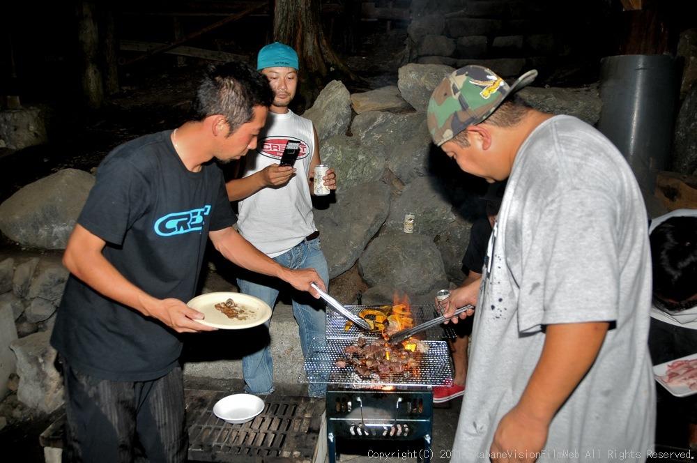 CREDIT camp for kids 2011 VOL4:Day1 BMXライドその2~キャンプナイト_b0065730_15501475.jpg