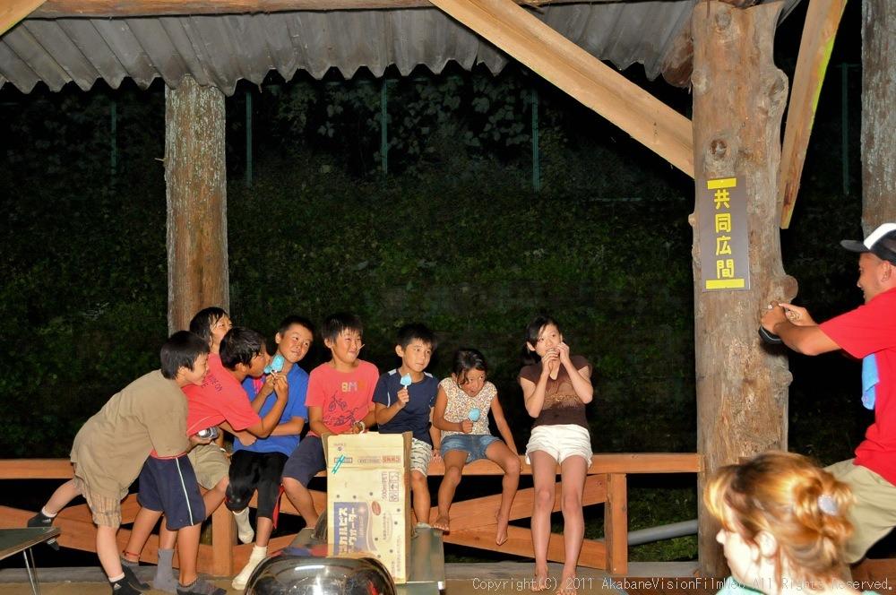 CREDIT camp for kids 2011 VOL4:Day1 BMXライドその2~キャンプナイト_b0065730_15535827.jpg