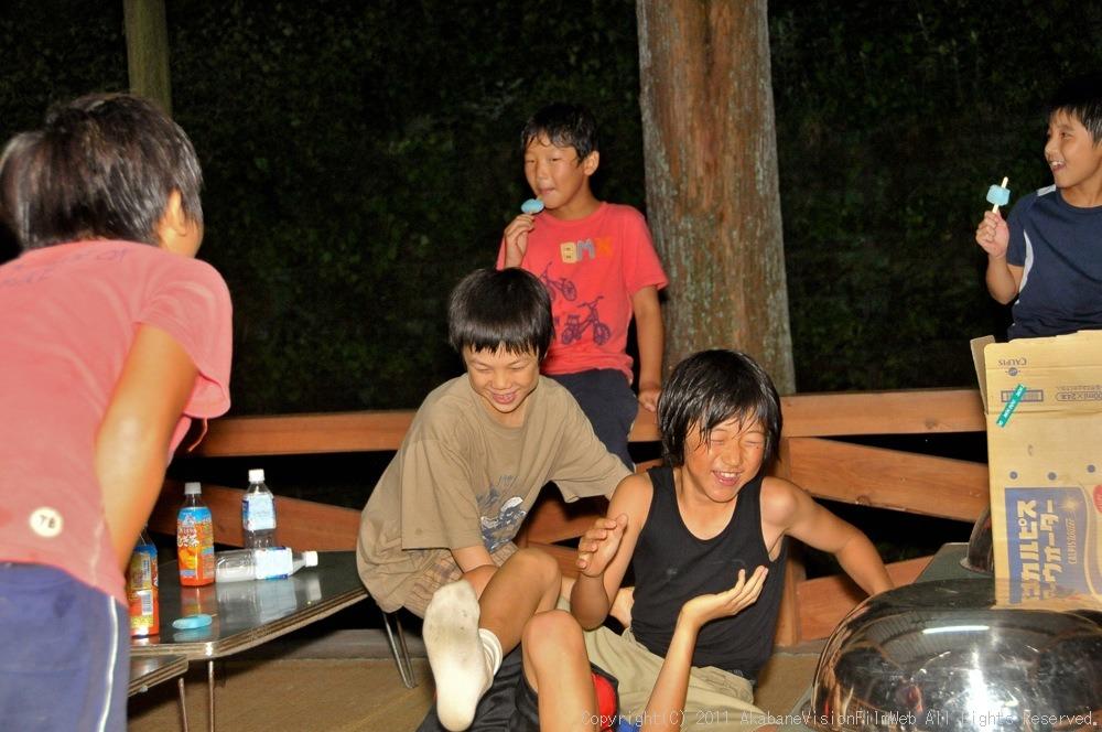 CREDIT camp for kids 2011 VOL4:Day1 BMXライドその2~キャンプナイト_b0065730_15542812.jpg