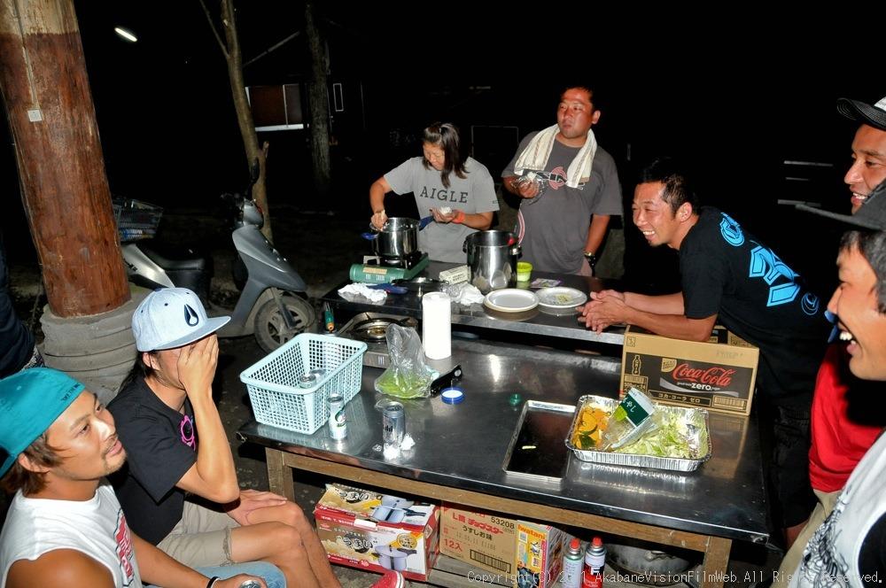 CREDIT camp for kids 2011 VOL4:Day1 BMXライドその2~キャンプナイト_b0065730_15544519.jpg