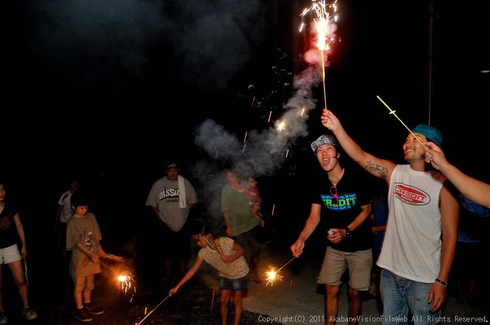 CREDIT camp for kids 2011 VOL4:Day1 BMXライドその2~キャンプナイト_b0065730_15545979.jpg