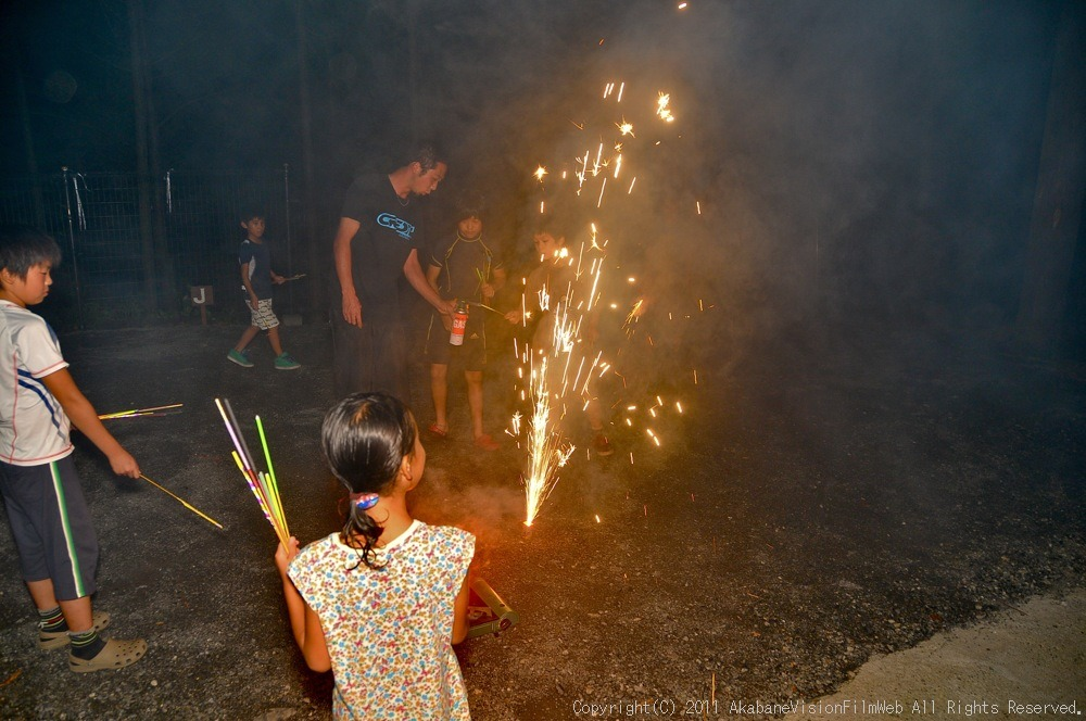 CREDIT camp for kids 2011 VOL4:Day1 BMXライドその2~キャンプナイト_b0065730_15555370.jpg