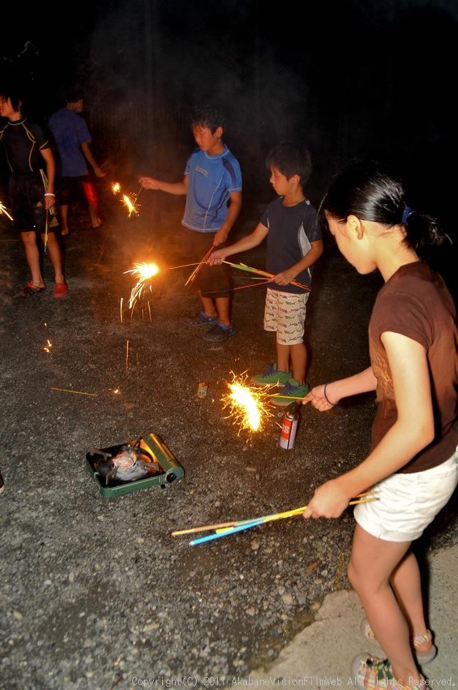 CREDIT camp for kids 2011 VOL4:Day1 BMXライドその2~キャンプナイト_b0065730_15564396.jpg