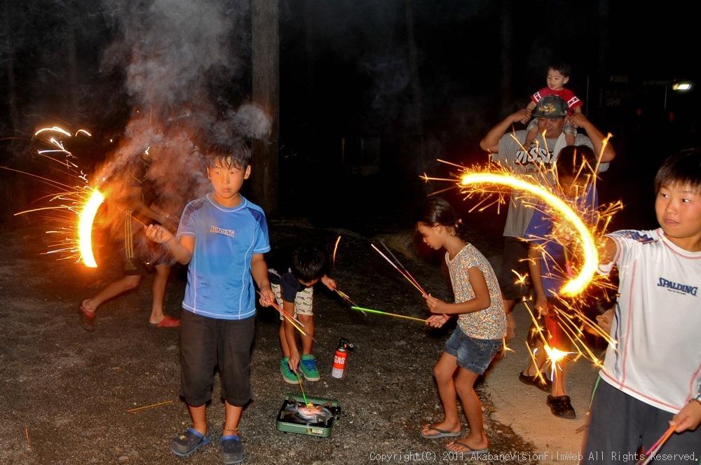 CREDIT camp for kids 2011 VOL4:Day1 BMXライドその2~キャンプナイト_b0065730_15565530.jpg