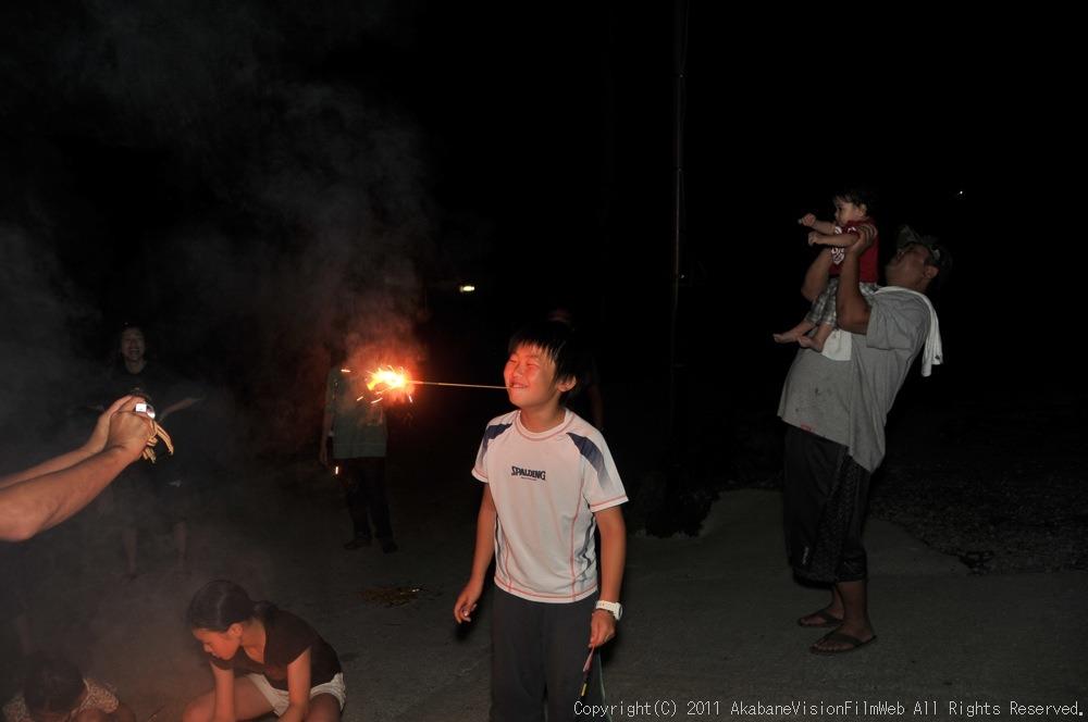 CREDIT camp for kids 2011 VOL4:Day1 BMXライドその2~キャンプナイト_b0065730_15571932.jpg