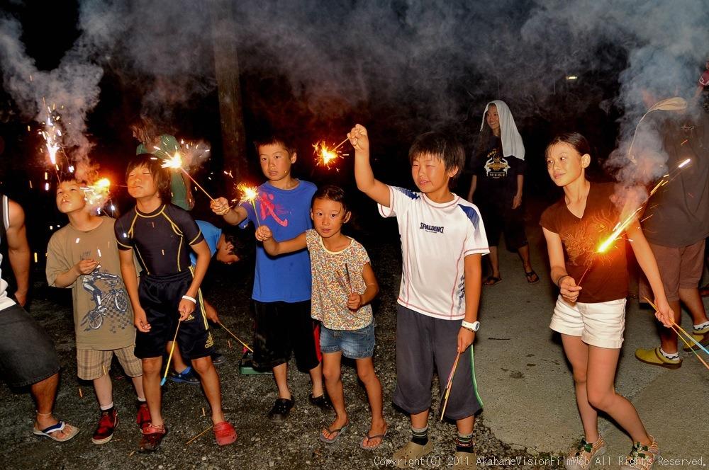 CREDIT camp for kids 2011 VOL4:Day1 BMXライドその2~キャンプナイト_b0065730_1557585.jpg