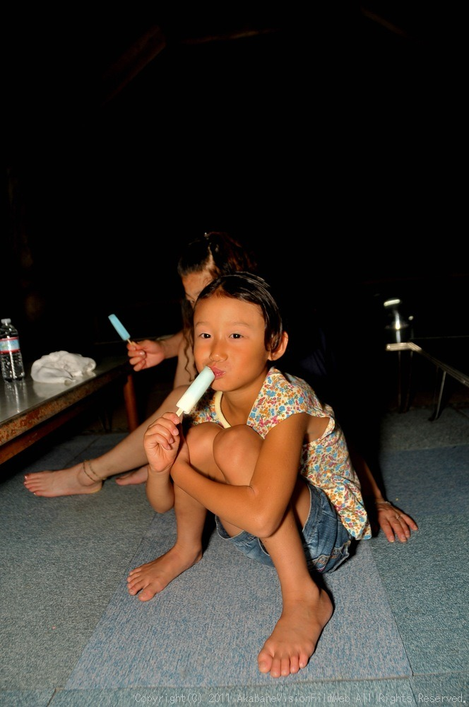 CREDIT camp for kids 2011 VOL4:Day1 BMXライドその2~キャンプナイト_b0065730_1558144.jpg