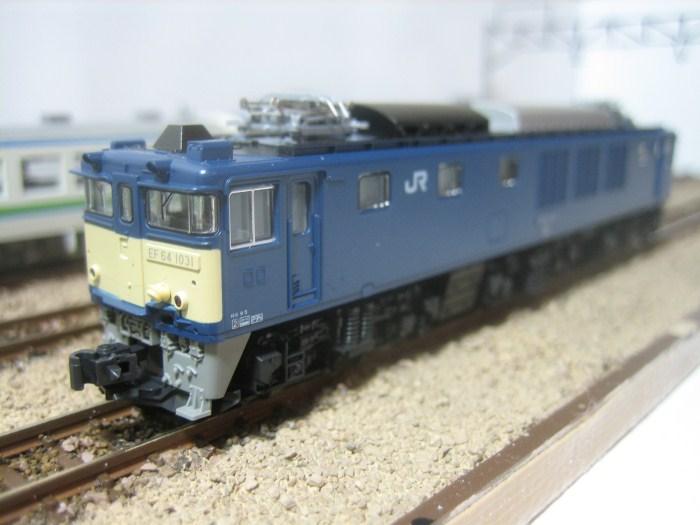 KATO EF64-1031長岡車両センターをイジる_e0120143_23594369.jpg