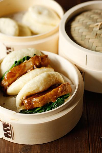 中華まんに豚の角煮イン( ゚∀゚)_f0149855_18283680.jpg
